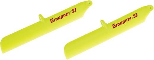 Ersatzteil Rotorblätter Graupner Passend für Modell: Heim 3D