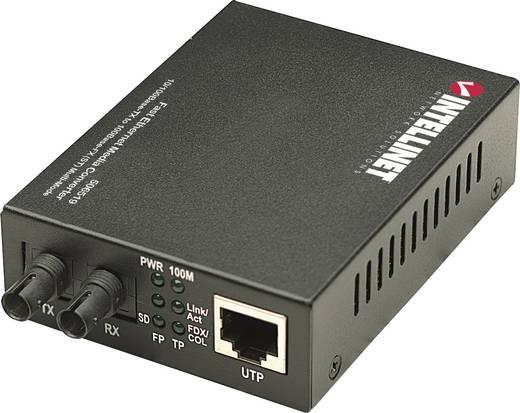 LAN, ST Duplex Netzwerk-Medienkonverter 100 MBit/s Intellinet 506519