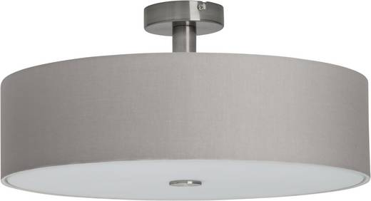 Deckenleuchte Halogen, LED E27 168 W Brilliant Gentle 93509/22 Grau