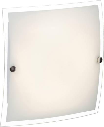 LED-Deckenleuchte 10 W Warm-Weiß Brilliant Basic G94318/05 Weiß