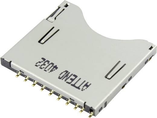 SD Kartensockel Druck, Druck Attend 104D-TCA0-R06 1 St.