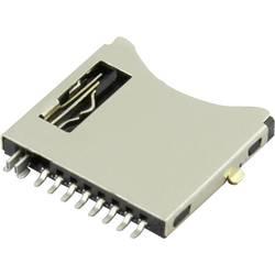 Image of Attend microSD Kartensockel Druck, Druck 112I-TDAR-R 1 St.