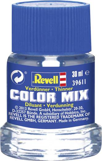Modellbau-Verdünner Revell Glasbehälter Color Mix Inhalt 30 ml