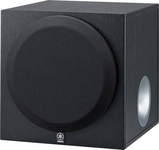 Yamaha YST-SW012 HiFi Subwoofer Schwarz 100 W 28 bis 200 Hz