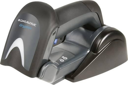 1D Wireless Barcode-Scanner DataLogic Gryphon I GBT4130 Linear Imager Schwarz Hand-Scanner USB
