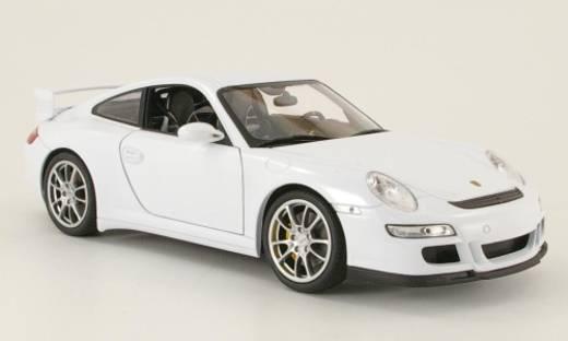 1:18 Modellauto Porsche 911 GT3 (997), 1:18