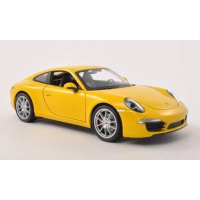 124 Modellauto Welly Porsche 911 Carrera S 991 124