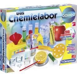Image of Clementoni Galileo - Das Chemielabor 69272.9 Experimentier-Box ab 8 Jahre