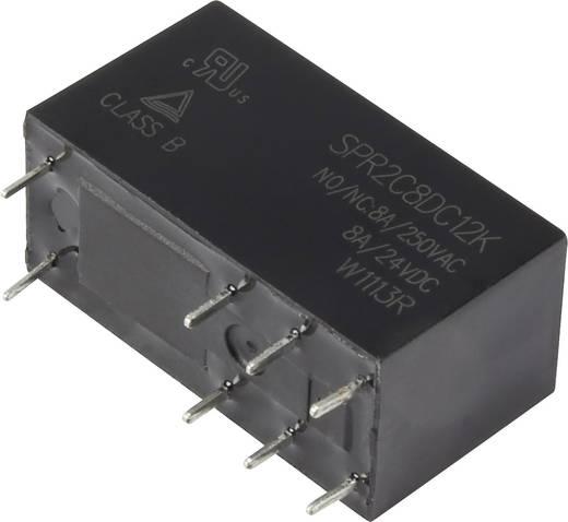 Printrelais 24 V/DC 8 A 2 Wechsler Hasco Relays and Electronics SPR2C8DC12K 1 St.
