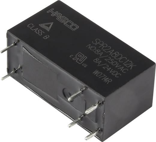 Printrelais 12 V/DC 8 A 2 Schließer Hasco Relays and Electronics SPR2A8DC12K 1 St.