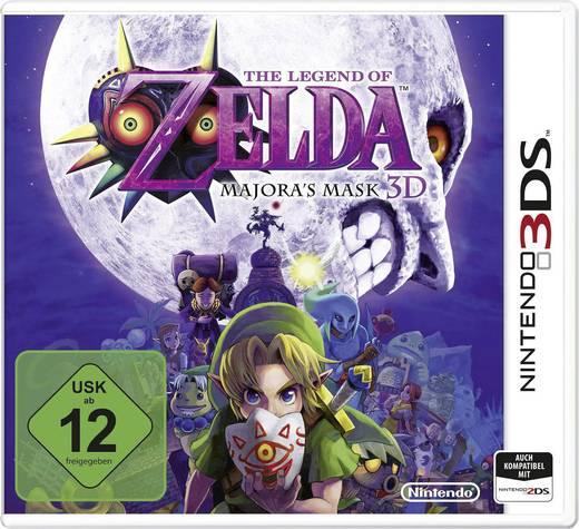 The Legend Of Zelda - Majoras Mask 3D - Nintendo 3DS & 2DS