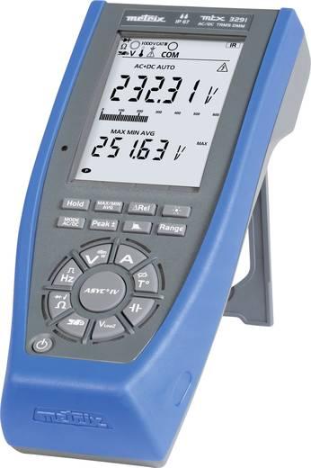 Hand-Multimeter Metrix MTX3291 Kalibriert nach: Werksstandard (ohne Zertifikat)