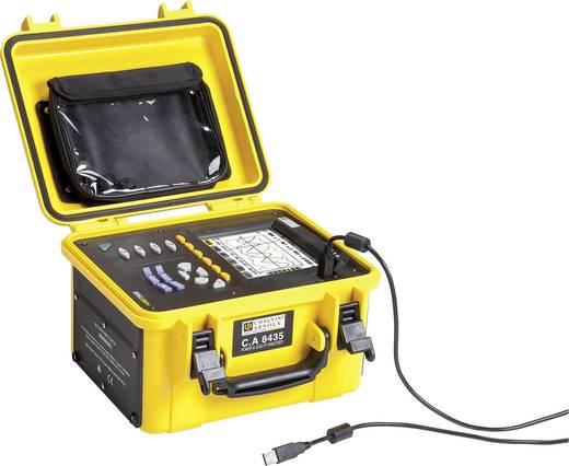 Chauvin Arnoux CA 8435 Netz-Analysegerät, Netzanalysator + 4 flex. Stromwandler AmpFLEX 450 IP67 A196 P01160585