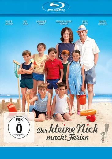 blu-ray Der kleine Nick macht Ferien FSK: 0