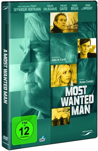 DVD A Most Wanted Man FSK: 12