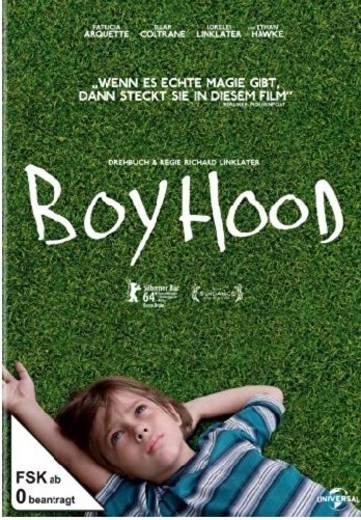 DVD Boyhood FSK: 0