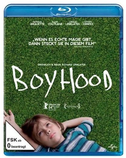 blu-ray Boyhood FSK: 0
