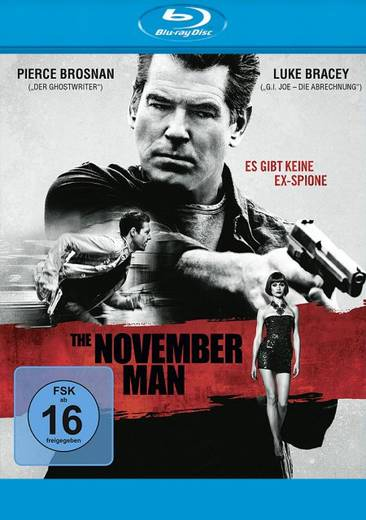 blu-ray The November Man FSK: 16