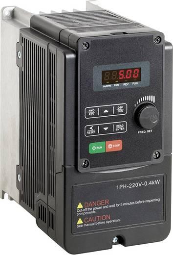 Frequenzumrichter Peter Electronic 1.5 kW 1phasig 230 V