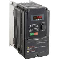 Menič frekvencie Peter Electronic, 1fázový , 0.75 kW, 230 V