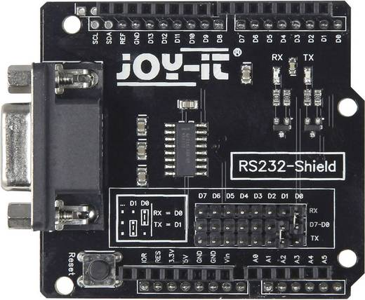 Blende Joy-IT RS232 Passend für (Arduino Boards): Arduino, pcDuino, Arduino UNO