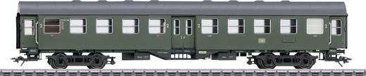 Märklin 41320 H0 Personenwagen der DB 2. Klasse mit Schwanenhalsdrehgestellen