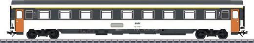 Märklin 43280 H0 Reisezugwagen Eurofima 1. Klasse der SNCF