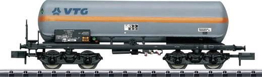 MiniTrix T15417 N 5er-Set Kesselwagen Druckgas der DB AG