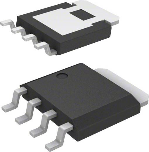 MOSFET NXP Semiconductors BUK9Y11-80EX 1 N-Kanal 194 W SC-100