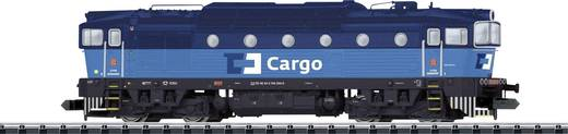 MiniTrix T16732 N Diesellok Serie 750 der CD Cargo