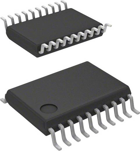 Embedded-Mikrocontroller R5F21321CNSP#U0 LSSOP-20 Renesas 16-Bit 20 MHz Anzahl I/O 15