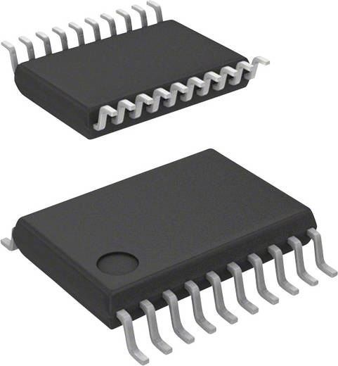 Embedded-Mikrocontroller R5F21324CNSP#U0 LSSOP-20 Renesas 16-Bit 20 MHz Anzahl I/O 15