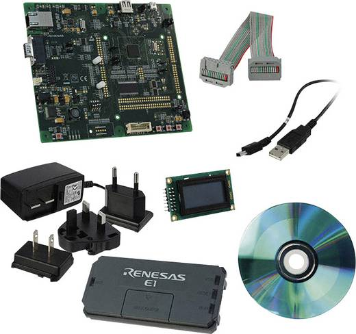 Starter-Kit Renesas R0K5562N0S000BE