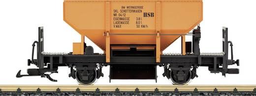 LGB L43419 G 2er-Set Schotterwagen der HSB