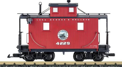 LGB L45651 G Caboose der Lake George and Boulder Railroad