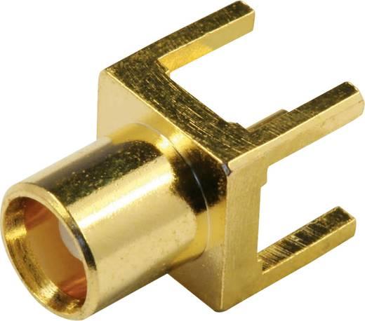 MCX-Steckverbinder Buchse, gerade 50 Ω econ connect MCX7FG5 1 St.
