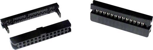Pfosten-Steckverbinder Rastermaß: 2 mm Polzahl Gesamt: 24 Anzahl Reihen: 2 econ connect 1 St.