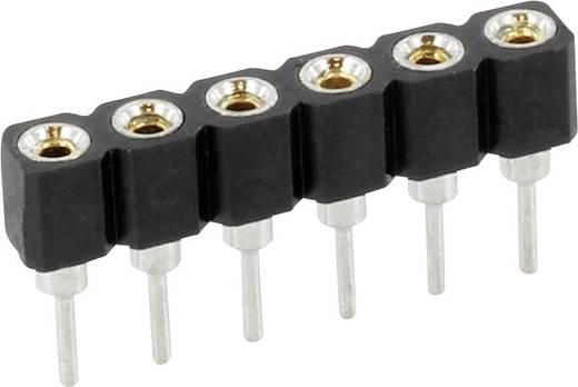 econ connect Buchsenleiste (Präzision) Anzahl Reihen: 1 Polzahl je Reihe: 3 SCS3AA3 1 St.