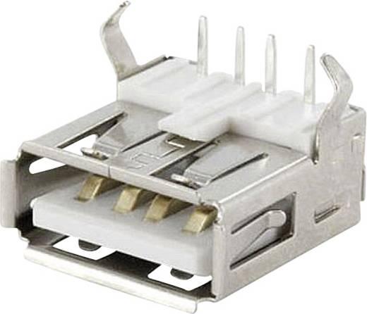Einbaubuchse USB-A Print 1xUSB A90G Buchse, Einbau horizontal USB/BU1A 1 Port econ connect Inhalt: 1 St.