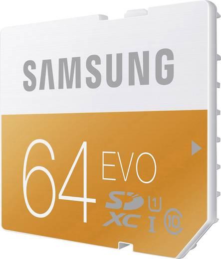 SDXC-Karte 64 GB Samsung Evo Class 10, UHS-I