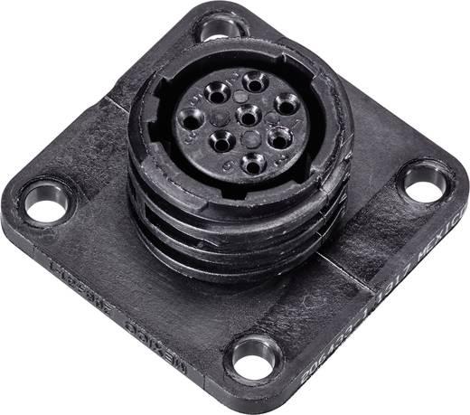 CPC Buchsengehäuse mit Flansch Pole: 8 206433-1 TE Connectivity 1 St.