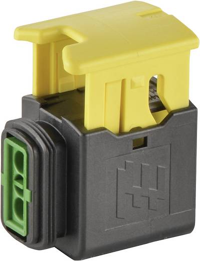 Buchsengehäuse-Kabel HDSCS, MCP Polzahl Gesamt 3 TE Connectivity 2-1418448-1 1 St.