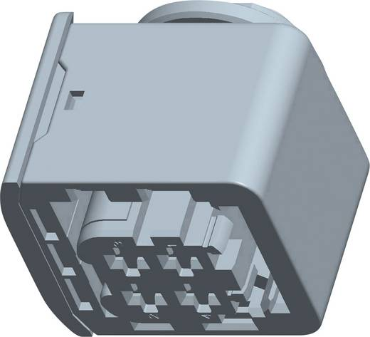 Buchsengehäuse-Kabel HDSCS, MCP Polzahl Gesamt 4 TE Connectivity 3-1418390-1 1 St.
