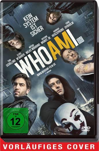DVD Who Am I Kein System ist sicher FSK: 12