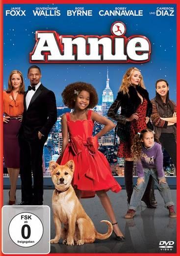 DVD Annie FSK: 0
