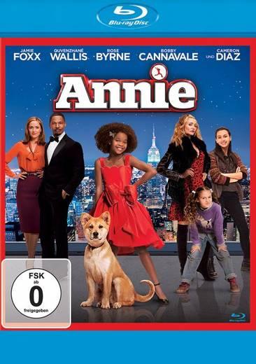 blu-ray Annie FSK: 0