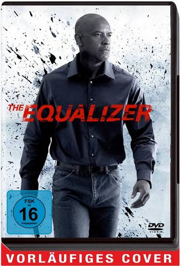 DVD The Equalizer FSK: 16