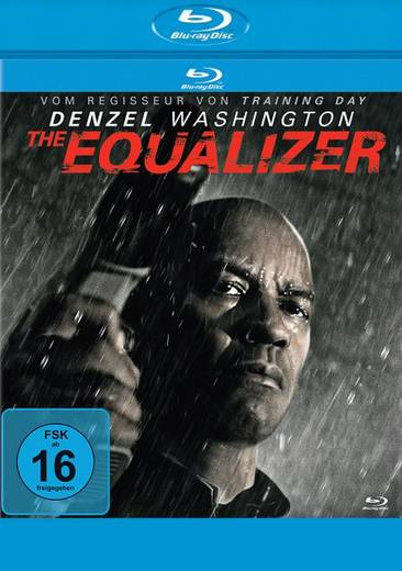 blu-ray The Equalizer FSK: 16
