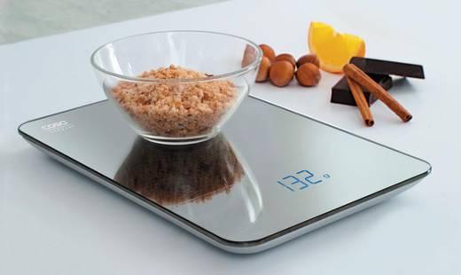 Küchenwaage digital CASO F10 Wägebereich (max.)=10 kg Silber