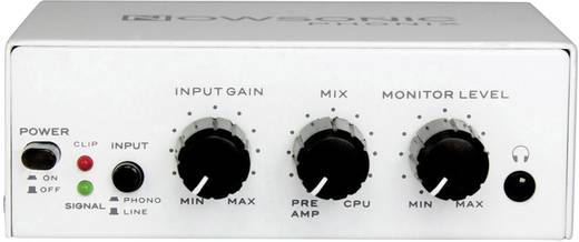 Phono-Vorverstärker Nowsonic Phonix